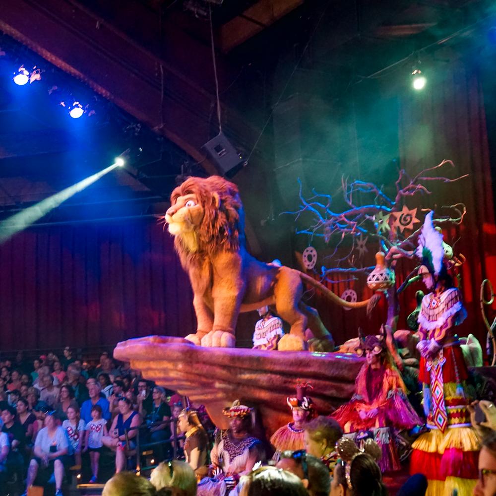 Show do Rei Leão
