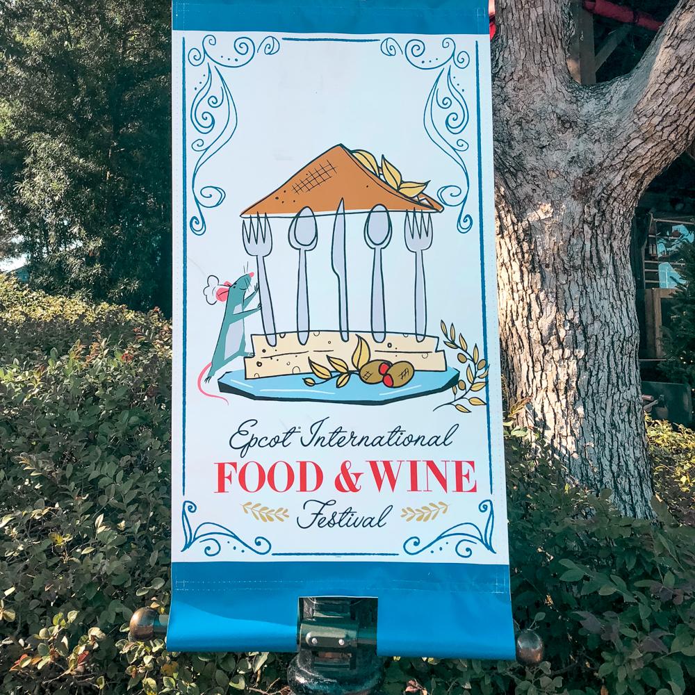 Food & Wine Festival Orlando