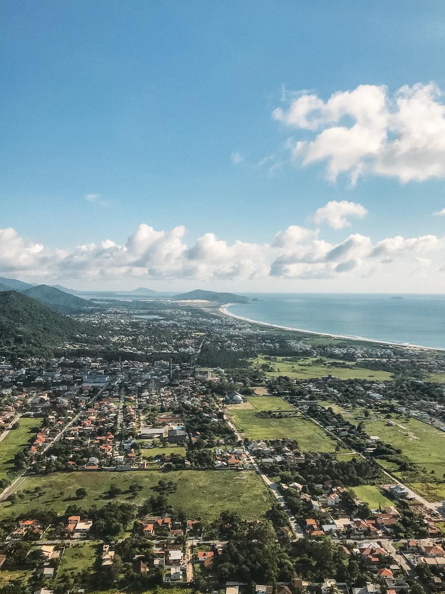 Florianópolis vista de cima
