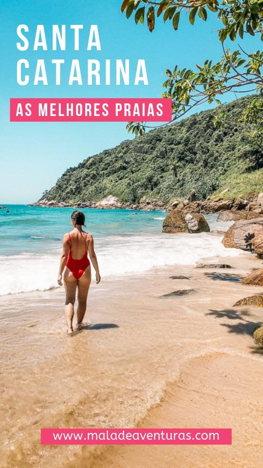 Melhores praias de Santa Catarina: 10 praias incríveis para conhecer no litoral catarinense