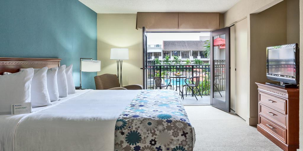 Suite do Wyndham Boca Raton
