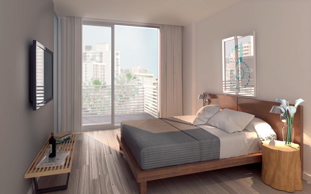 Quarto do Sixty80 Design Hotel