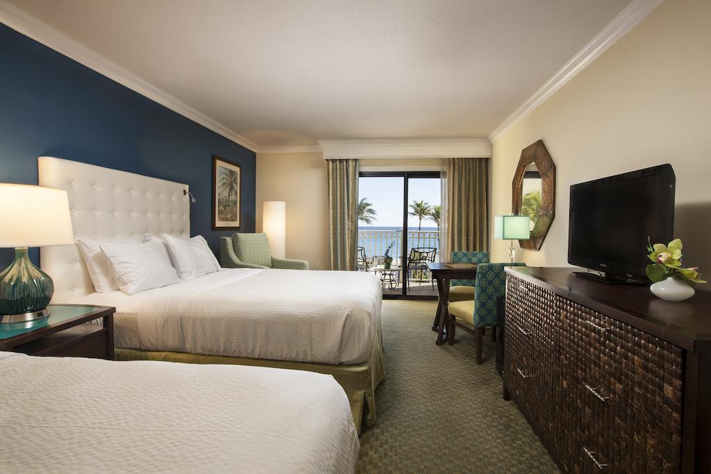 quarto do Delray Sands Resort