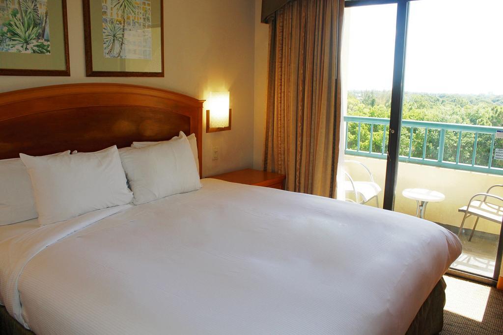 Suite do Hilton Boca Raton