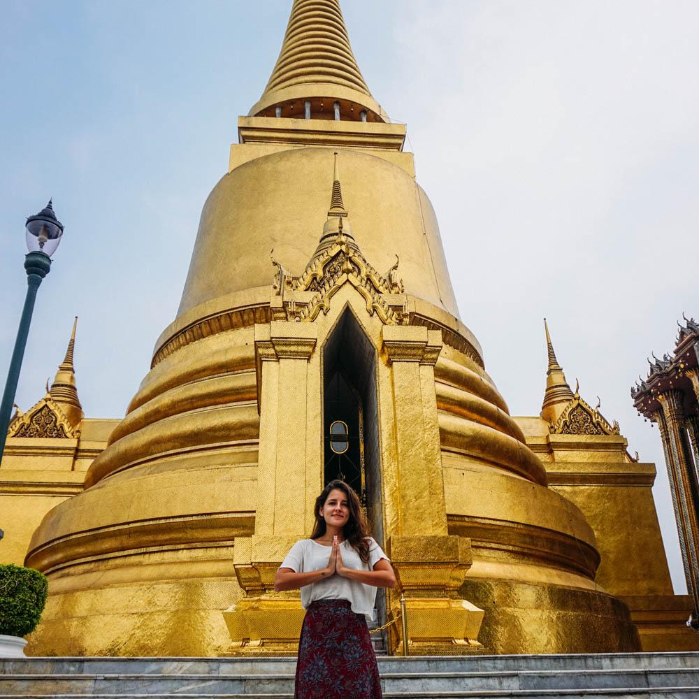 Templos Bangkok