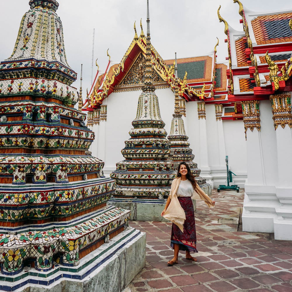 Wat Pho Bangkok
