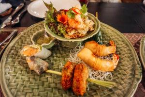 Restaurante Salathip: Jantar típico tailandês em Bangkok