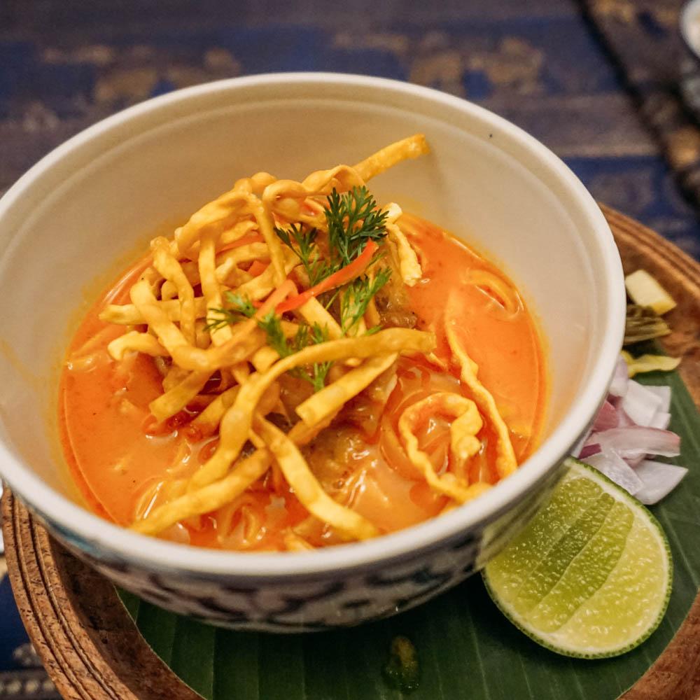 Restaurante em Chiang Mai
