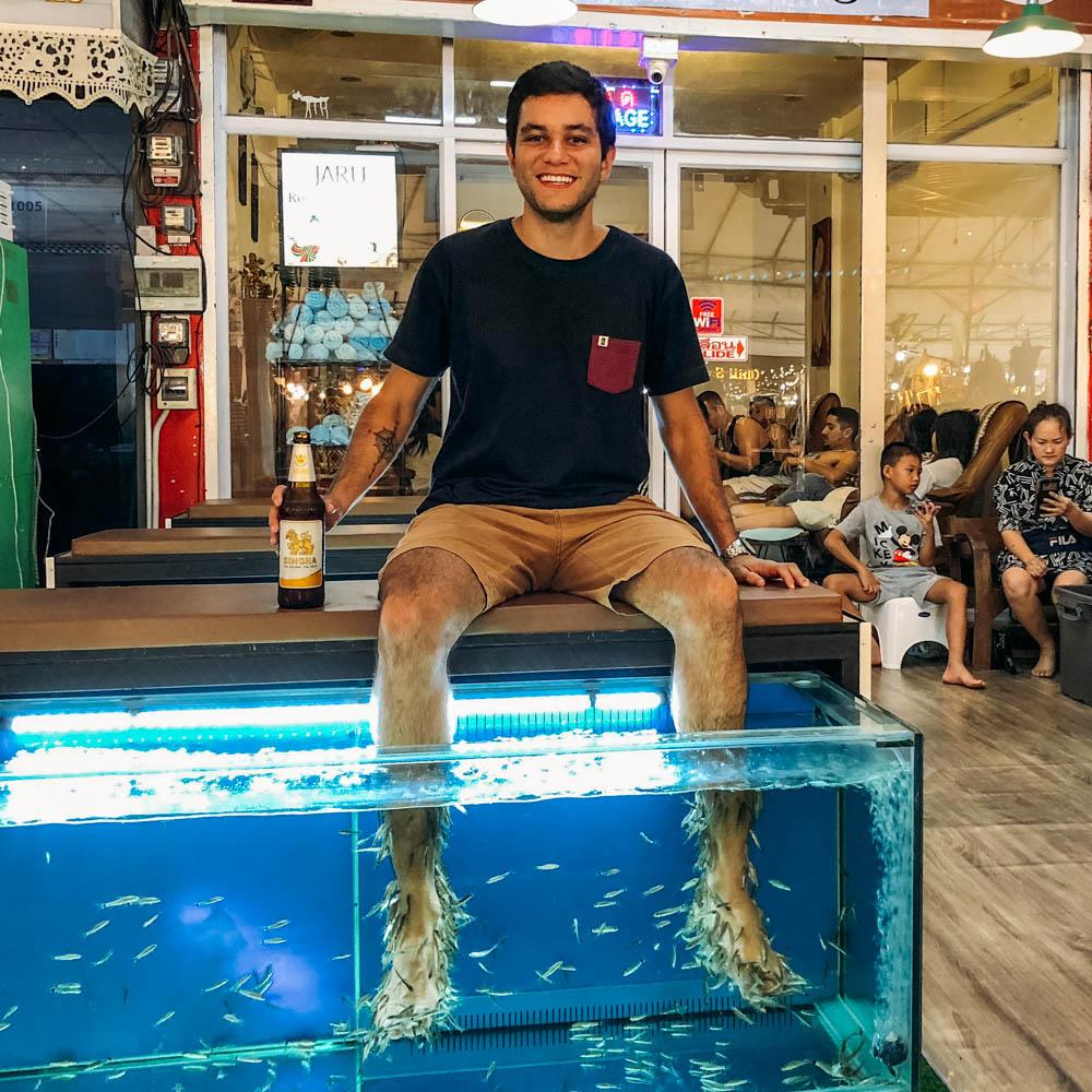 Foot Massage Chiang Mai