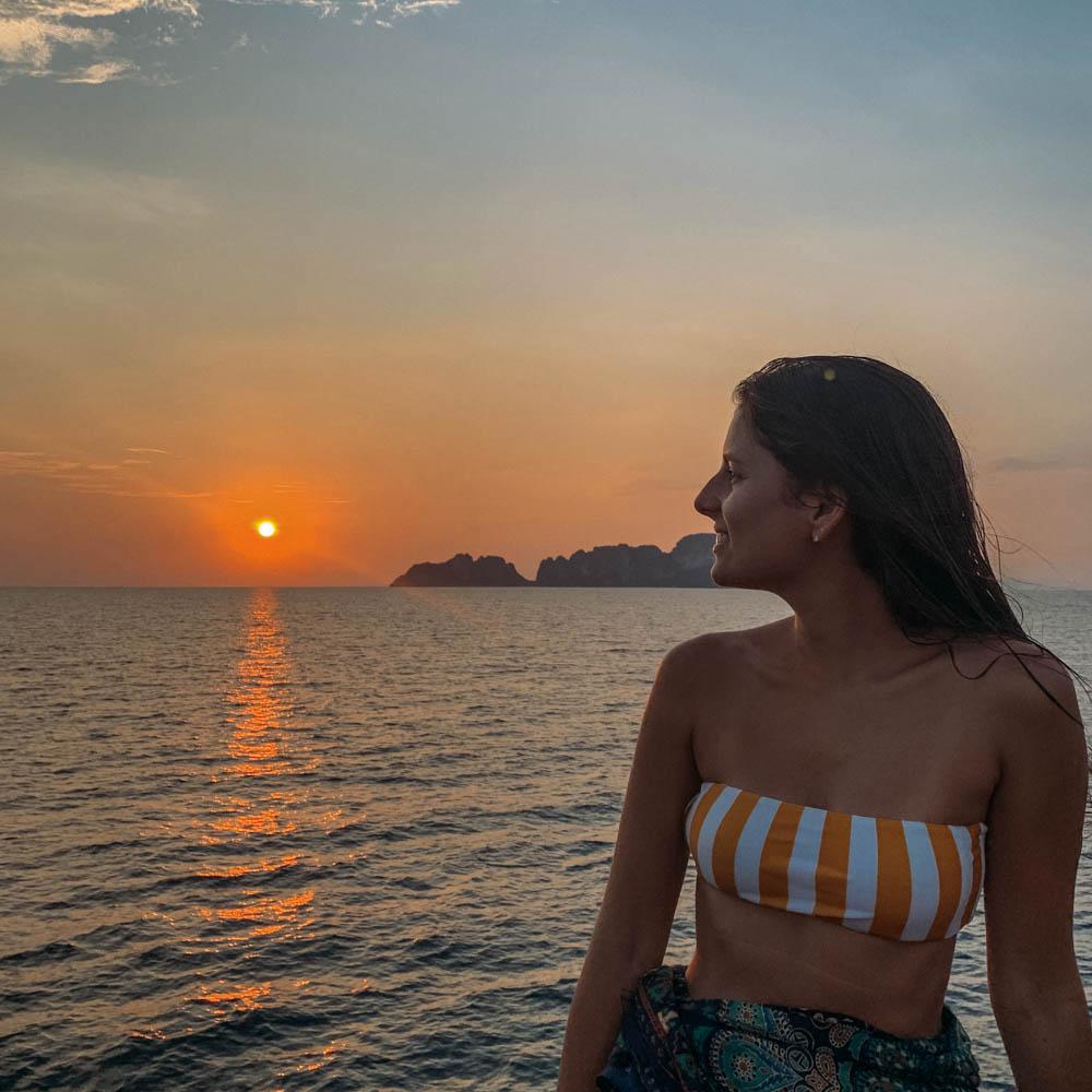pôr do sol PhiPhi