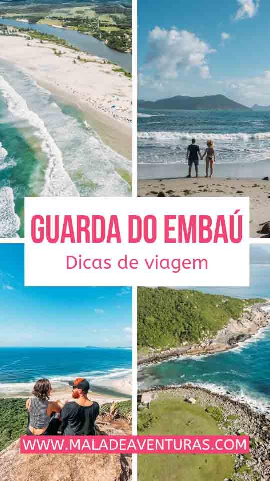 Guarda do Embaú: como chegar, onde ficar, passeios e dicas imperdíveis
