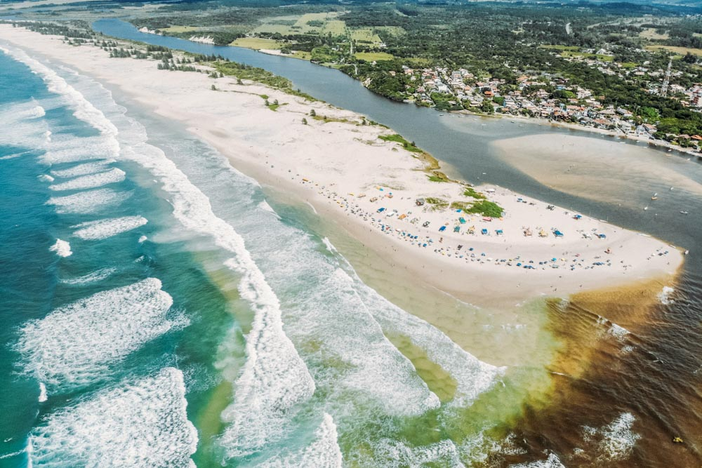 praia da guarda do embau