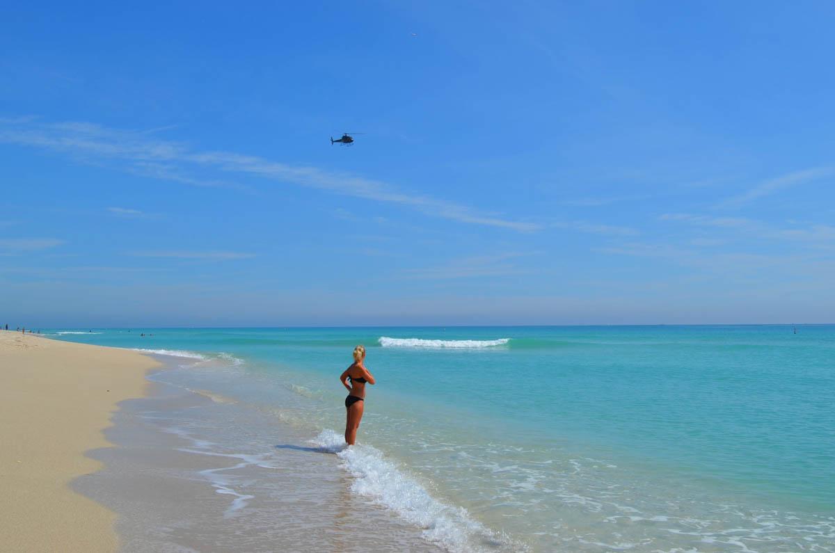 10 praias em Miami