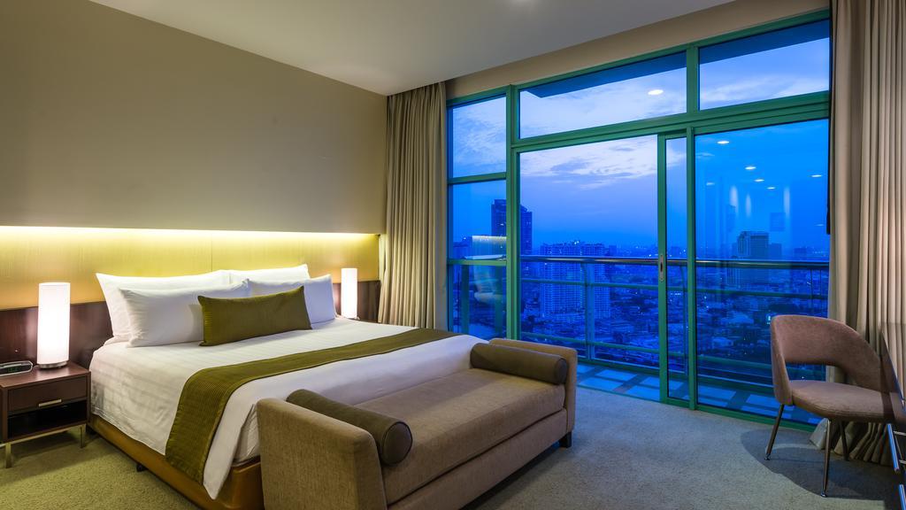 Melhores hoteis de bangkok