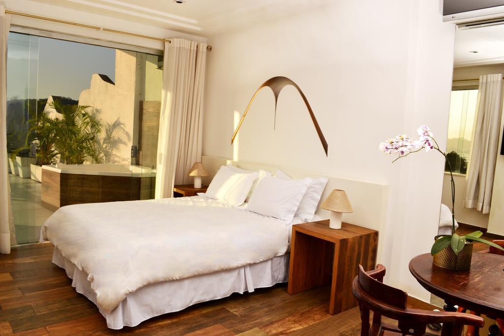 Suite master do The Villa Santa Teresa