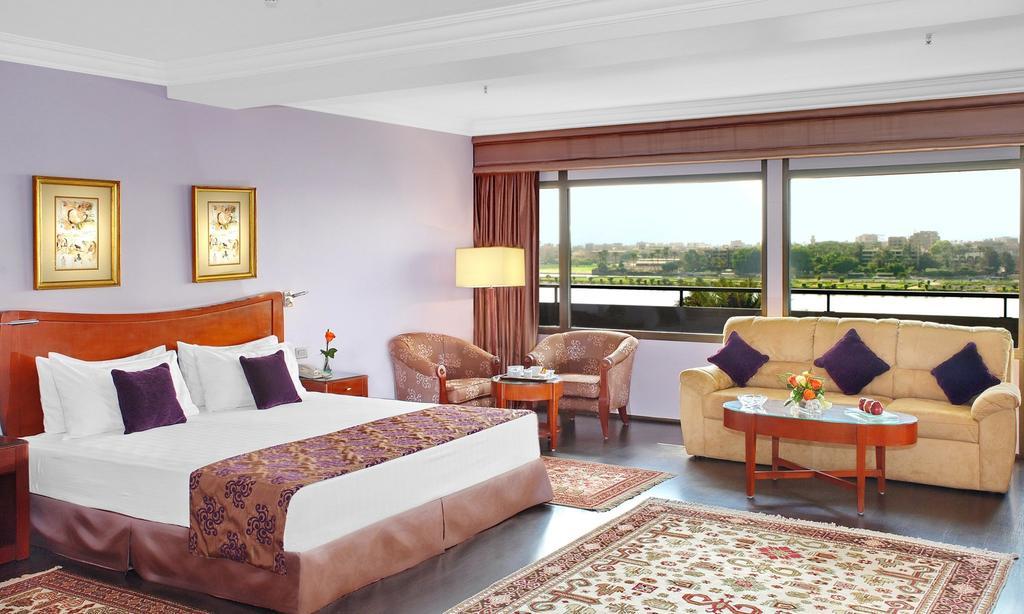 Holiday Inn Maadi no Cairo