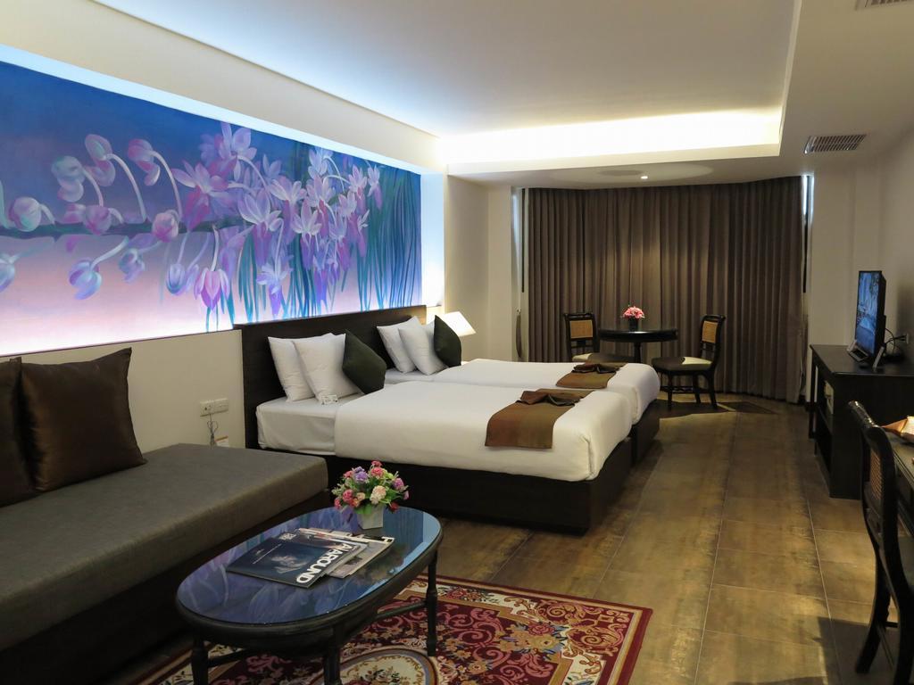 Melhores hotéis de bangkok