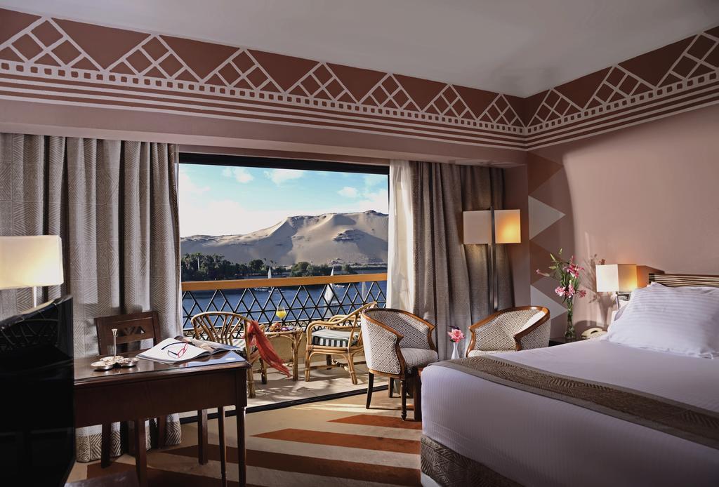 Suite do Mövenpick Resort Aswan