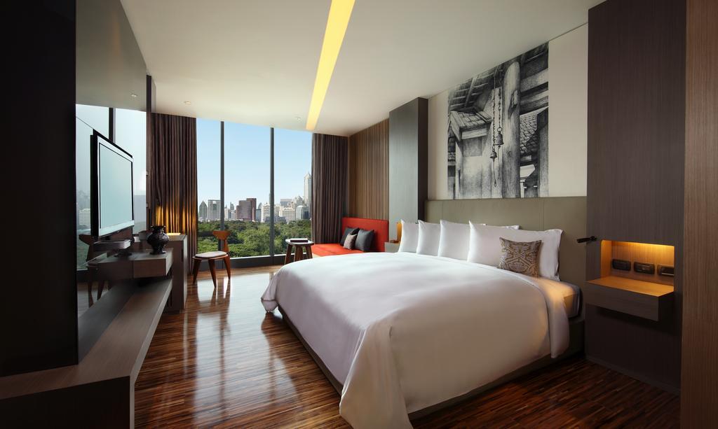 Suite do SO Sofitel Bangkok