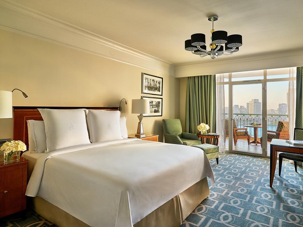 Suite do Four Seasons Nile Plaza
