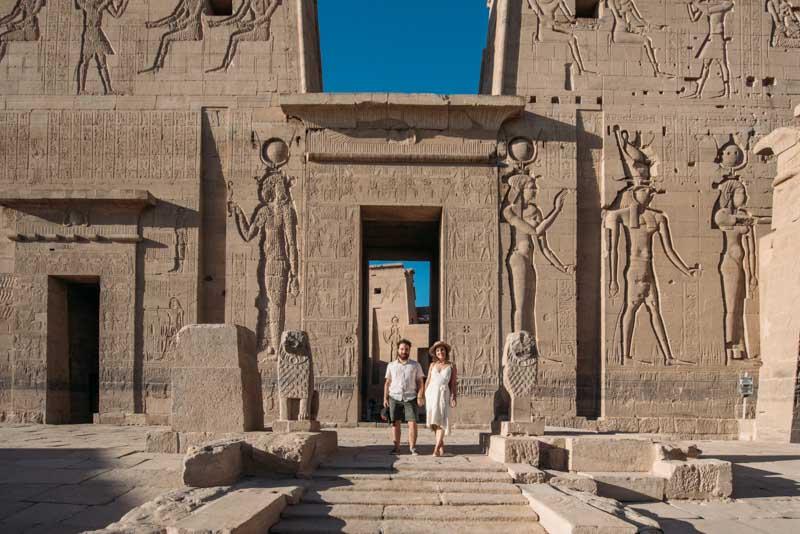 Philae Temple: o Templo da Deusa Isis