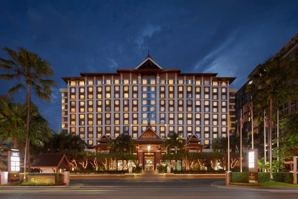 Hotel Shangri-la em Chiang Mai: ótima localização e muito conforto!