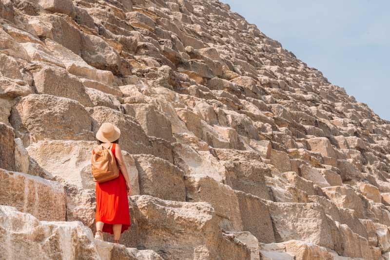 dicas para visitar as pirâmides do egito