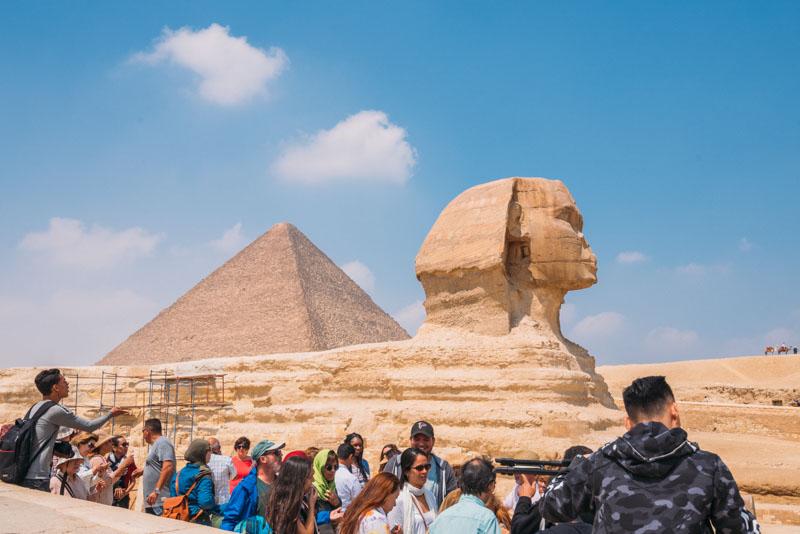 Esfinge Egito