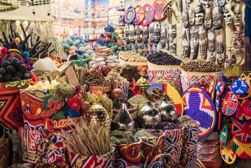 Nubian Village: melhor lugar para comprar artesanato no Egito
