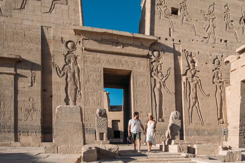 Philae temple: templo dedicado à Deusa Isis