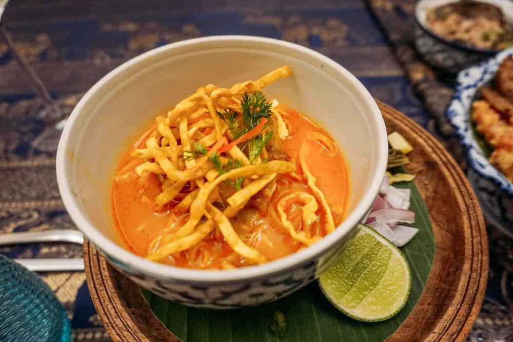 prato típico chiang mai