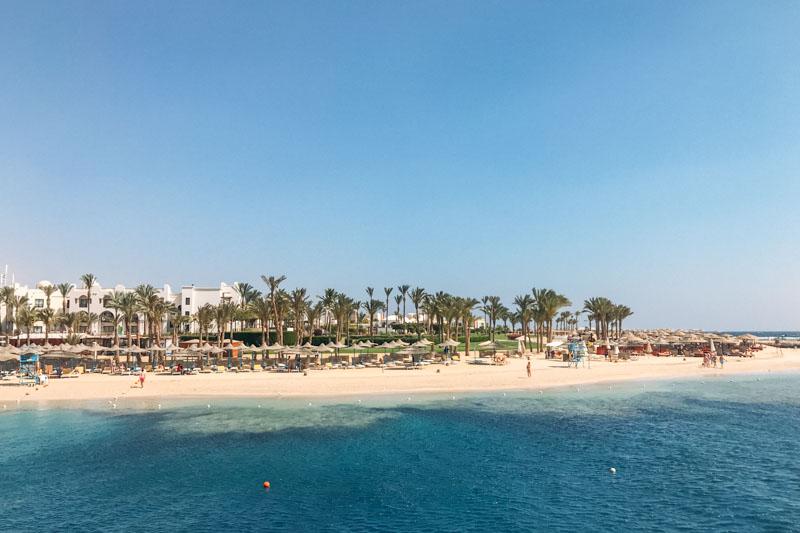 Resort no Mar Vermelho