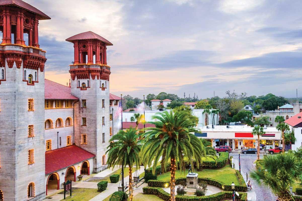 St Augustine na Flórida