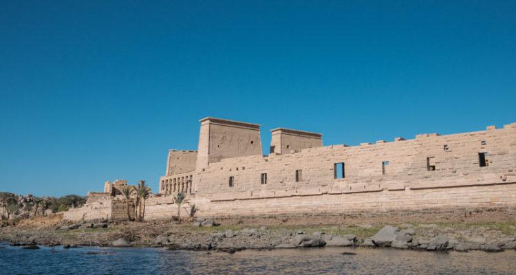 Templo Philae Assua