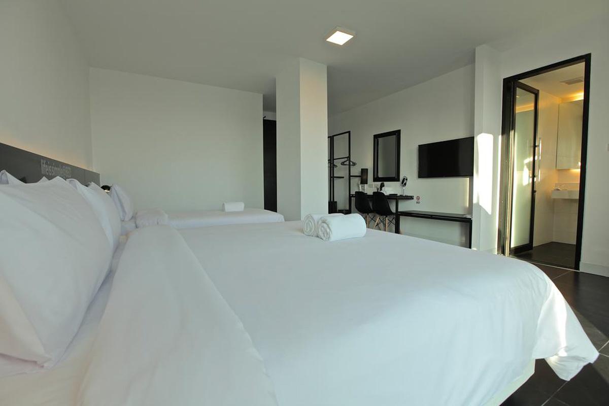 Hotel BED Nimman hospedagem em chiang mai