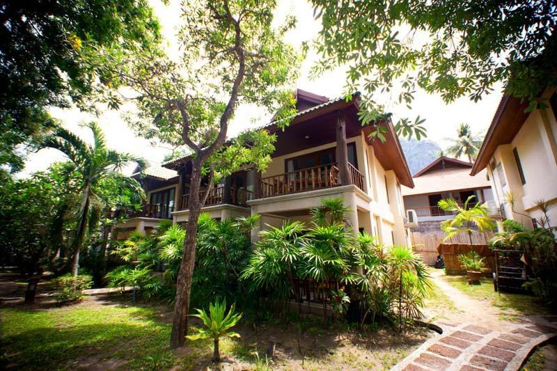 Railay Bay Resort hospedagem em railay beach na tailândia