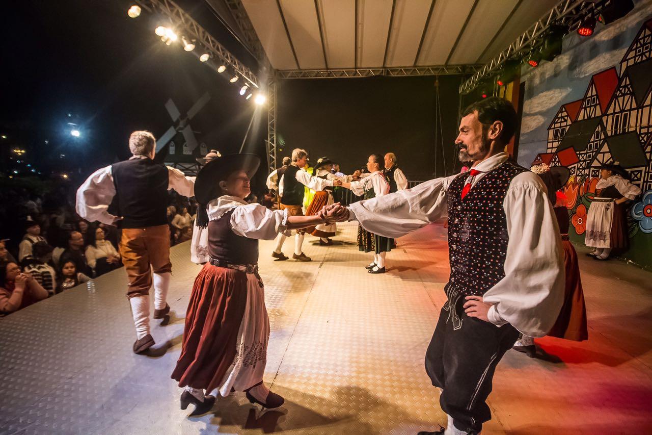 programação da bauernfest 2019