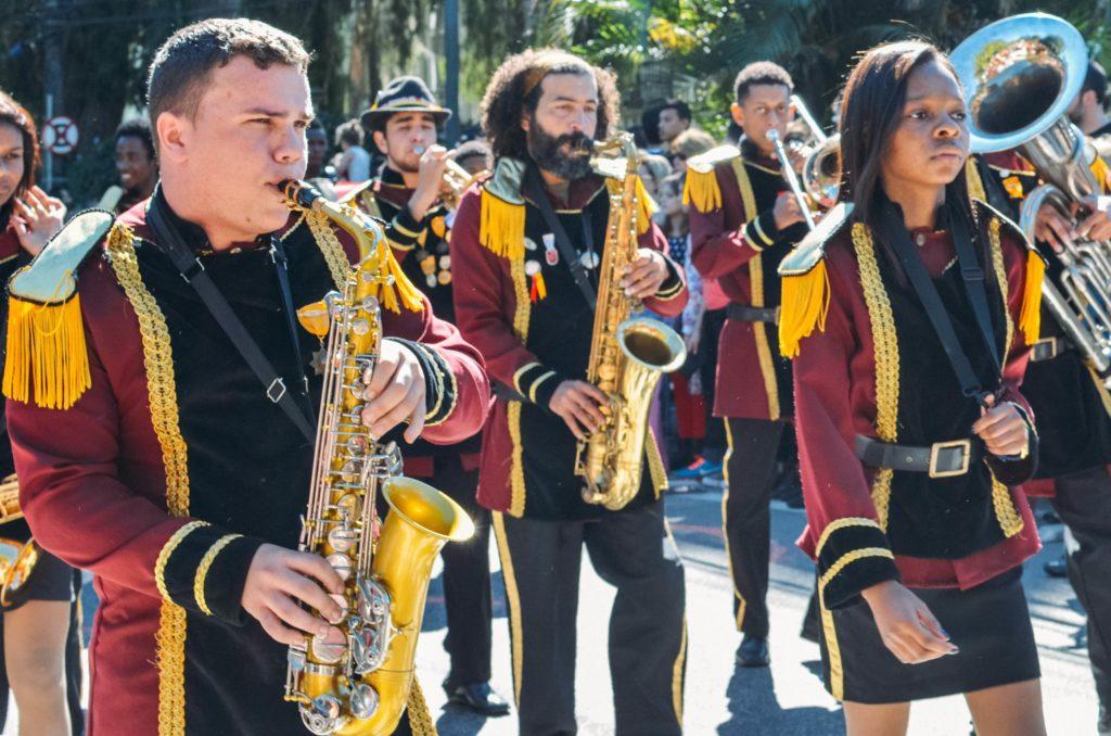 desfile da bauernfest