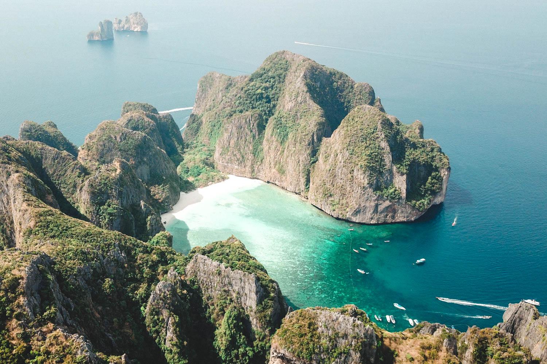 mergulho na tailandia ilhas para mergulho