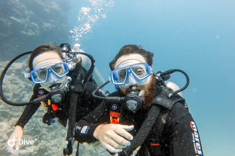 Mergulhadores Mar Vermelho