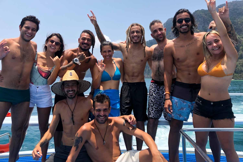 mergulho na tailiandia profun divers