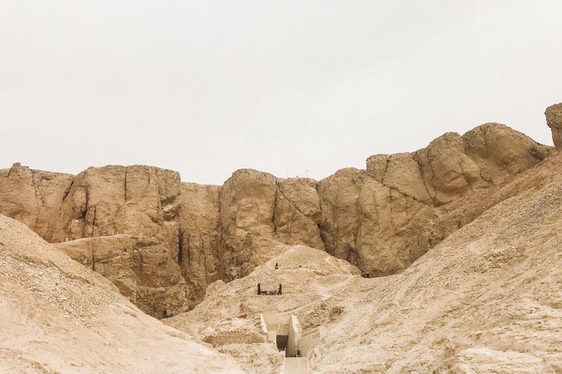 Vale dos Reis: local onde dezenas de antigos faraós foram sepultados