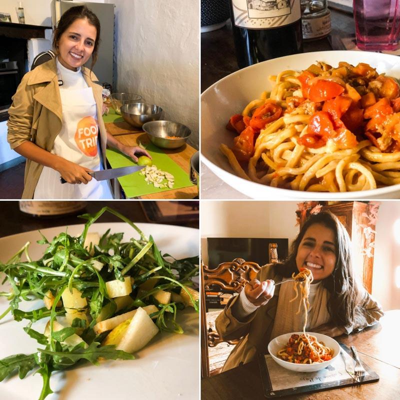 food trip app toscana