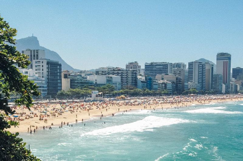 Leblon: bairro sofisticado do Rio de Janeiro