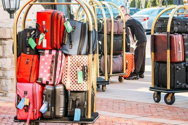 o que fazer quando a mala é extraviada