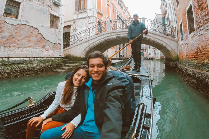 o que fazer em veneza passeio de gôndola