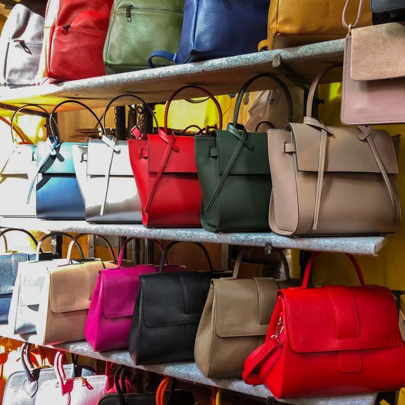 o que fazer toscana bolsas de couro