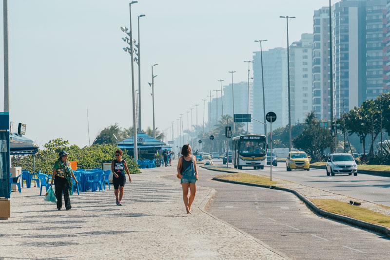 arra da Tijuca: um bairro com ares de EUA