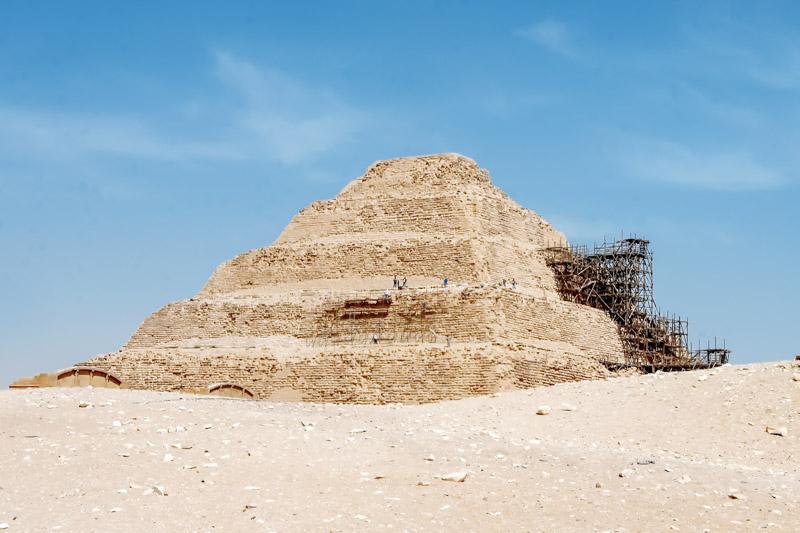 Pirâmides de Saqqara