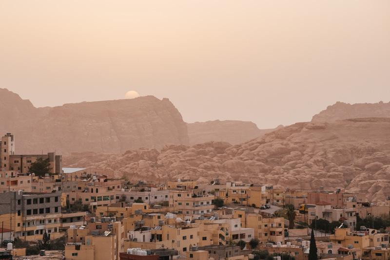 Wadi Musa Jordânia